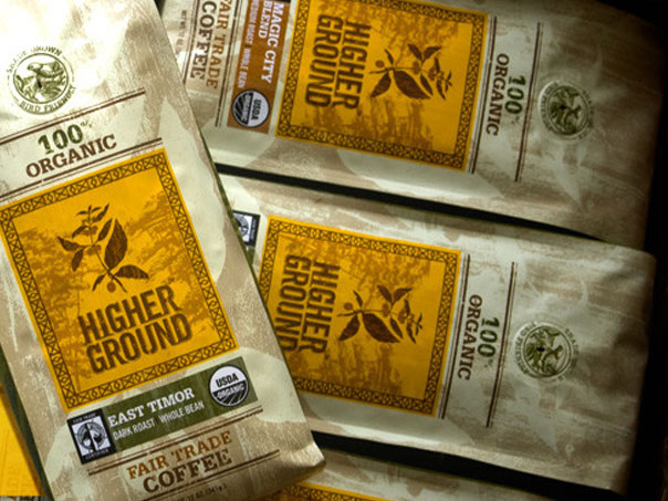 Higher Ground Coffee